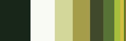 Kleurenpalet creëren op basis van een afbeelding